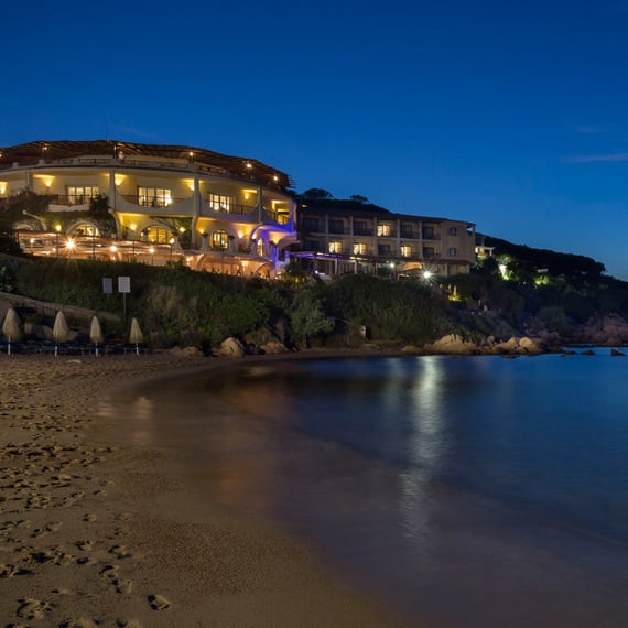 Costa Smeralda By Night